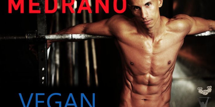 Vegan Bodybuilder Frank Vegan Bodybuilder Displays